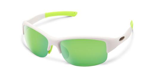 SunCloud Torque Sunglasses - Matte White