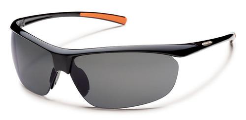 SunCloud Zephyr Sunglasses - Black