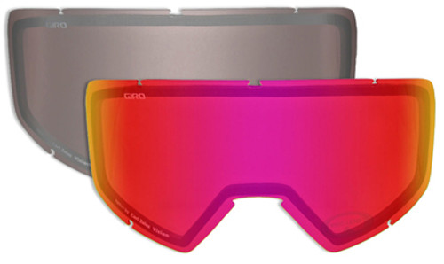 Rose Silver Polarized & Amber Pink