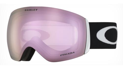 Oakley Matte Black Goggle HI Prizm Pink Iridium Mirror