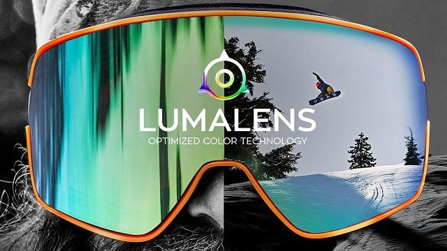 Dragon Goggles w/ Lumalens at PROLENS