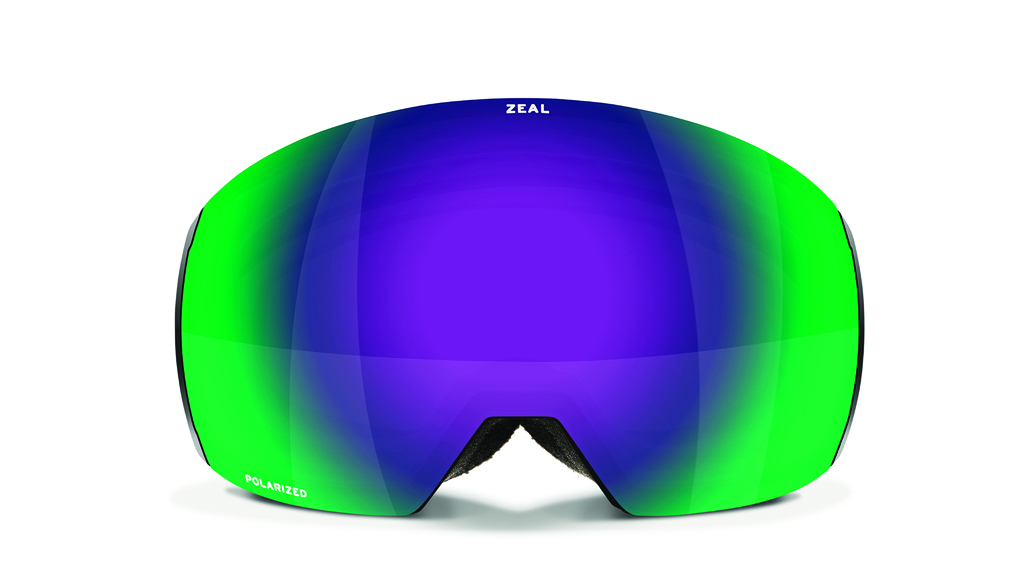 Zeal Portal XL Optimum Polarized Jade lens