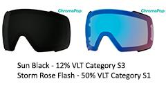 Chromapop Sun Black & Rose Flash