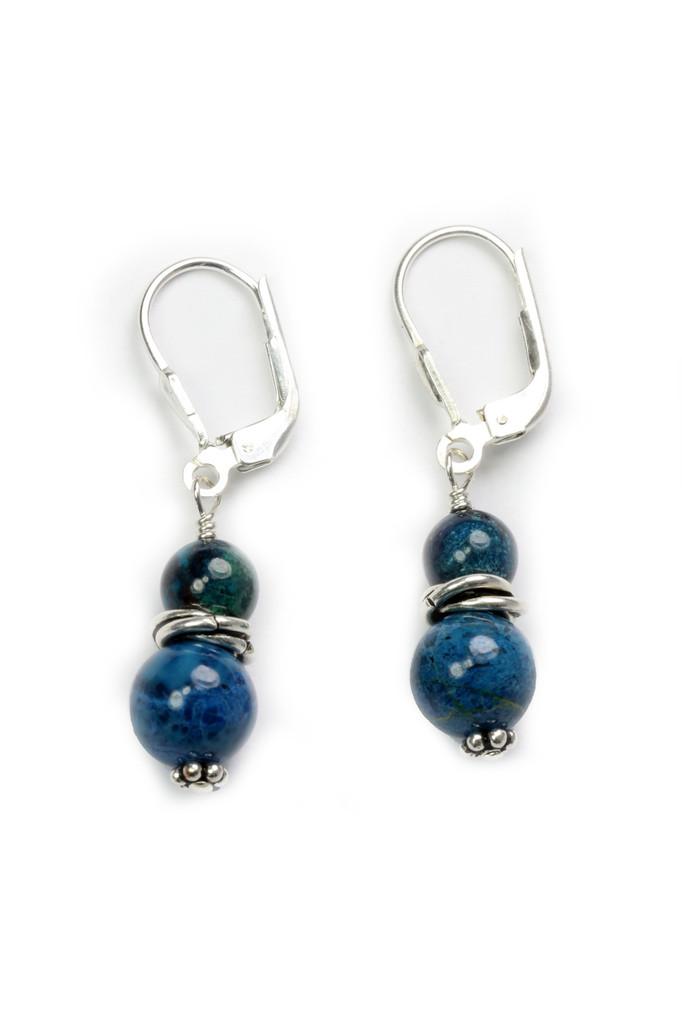 Eilat Stone Earrings (SOLD Separately)