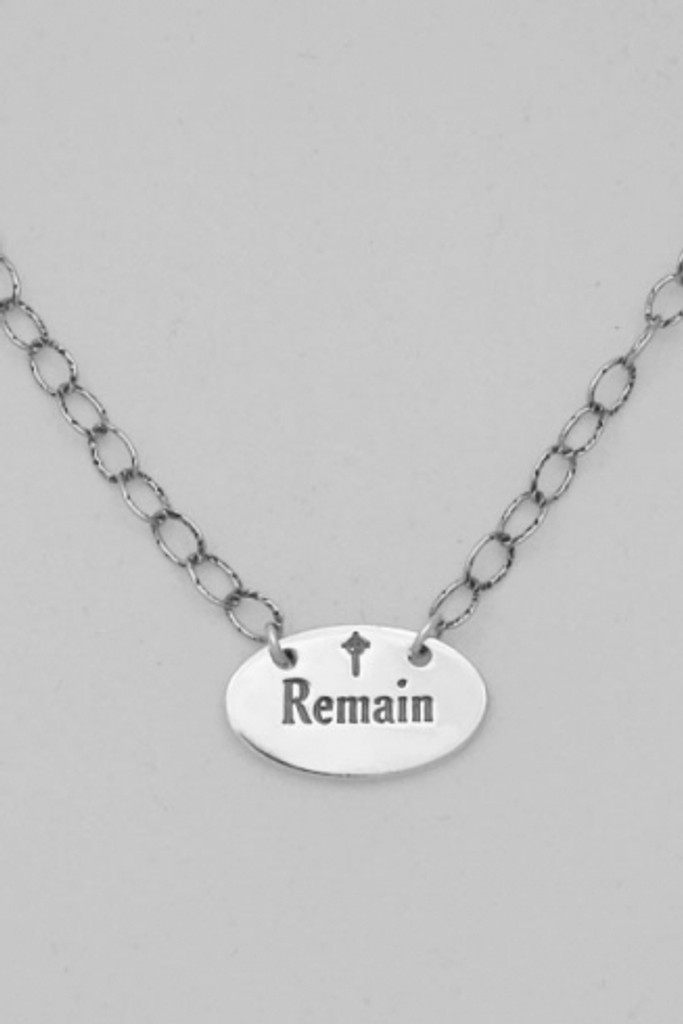 Remain Choker Necklace