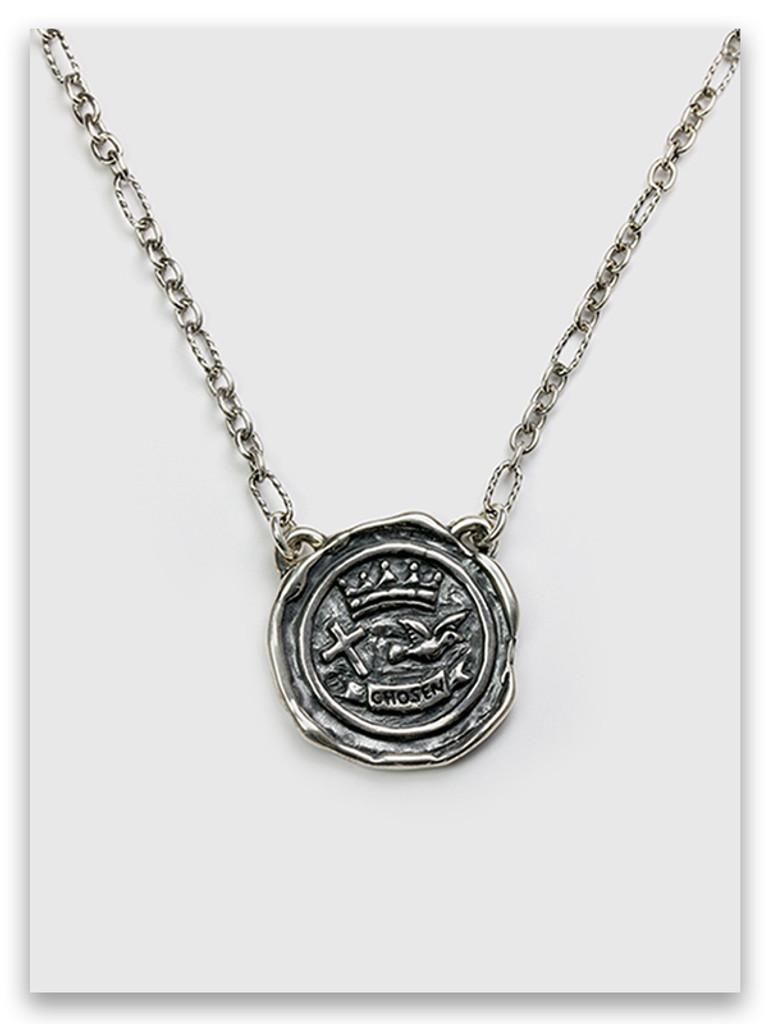 Ephesians Crest Choker Necklace