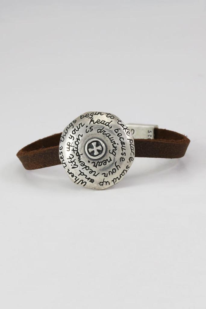 Redemption Bracelet SS Ends