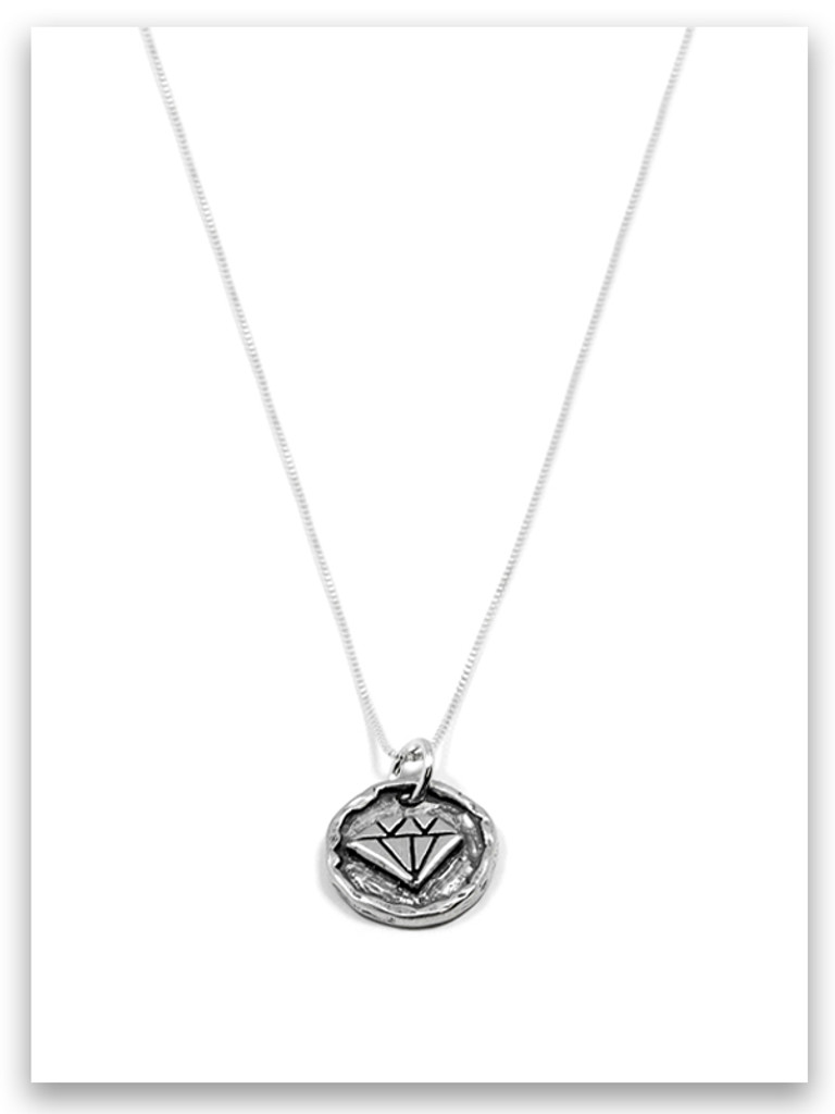 Prov 31 iTAG Sterling Silver Necklace