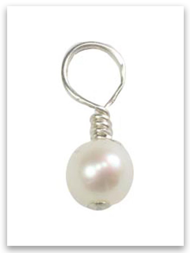Cultured Pearl Accents Beads for iTAG's, Charms and Necklaces