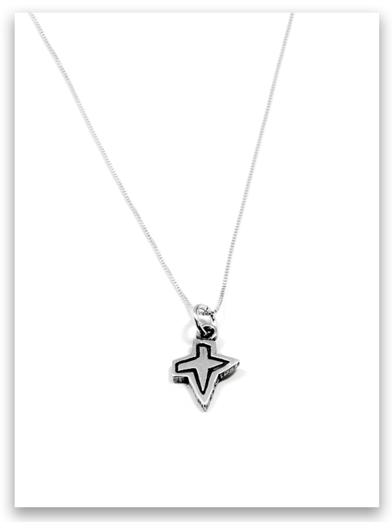 Free 2 Be iTAG Sterling Silver Necklace