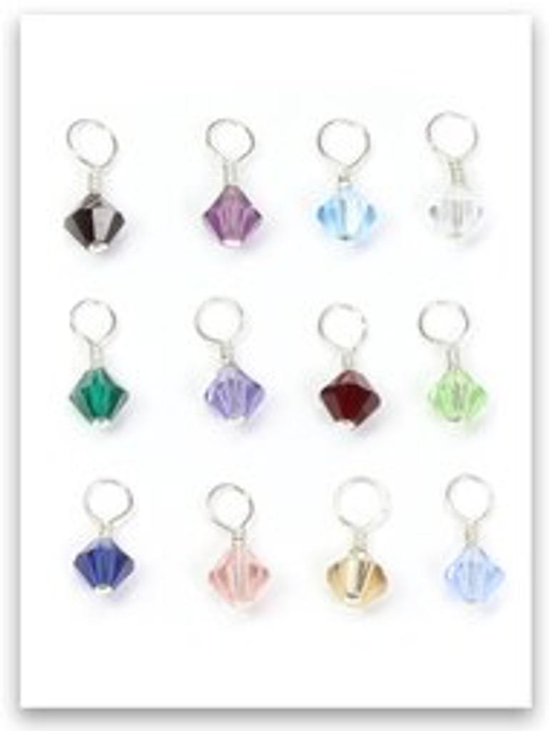 Swarovski Crystal Birthstones Accent Beads