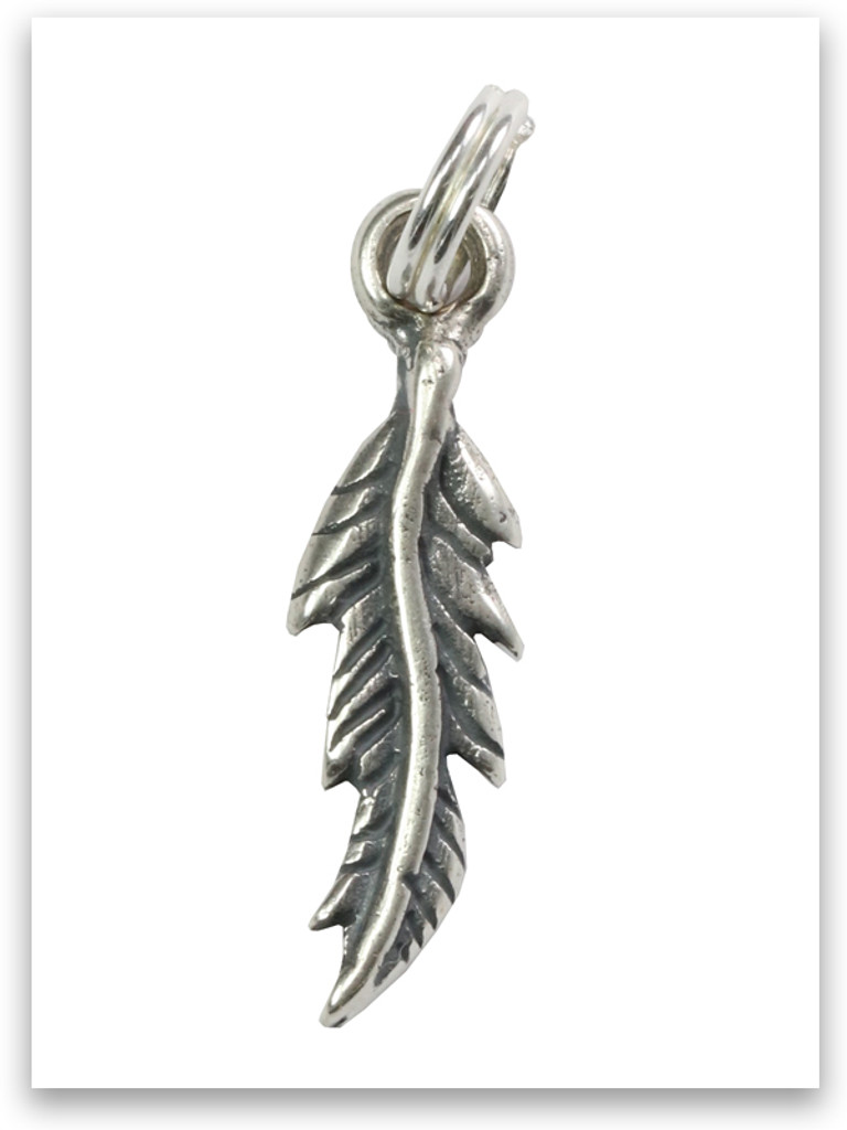 Sterling Silver Fly Charm