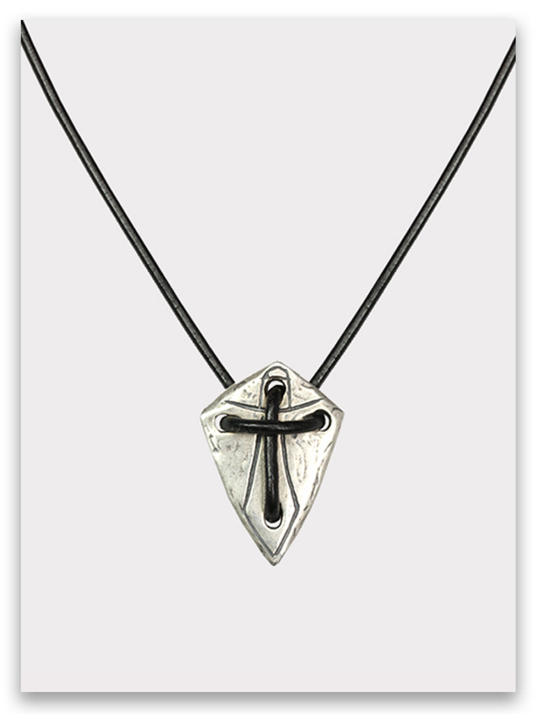Shield of Faith Necklace