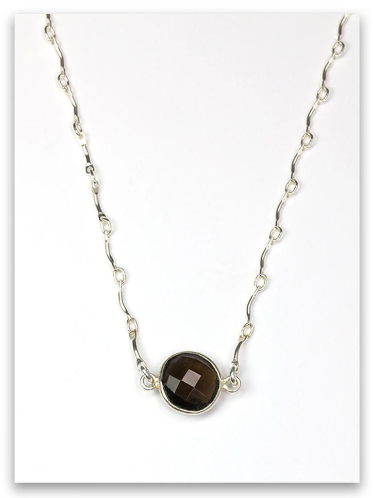 Topaz-Simeon Twelve Tribes Necklace