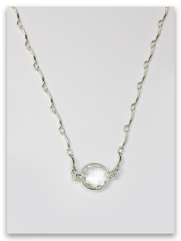 Crystal-Zebullun Twelve Tribes Necklace