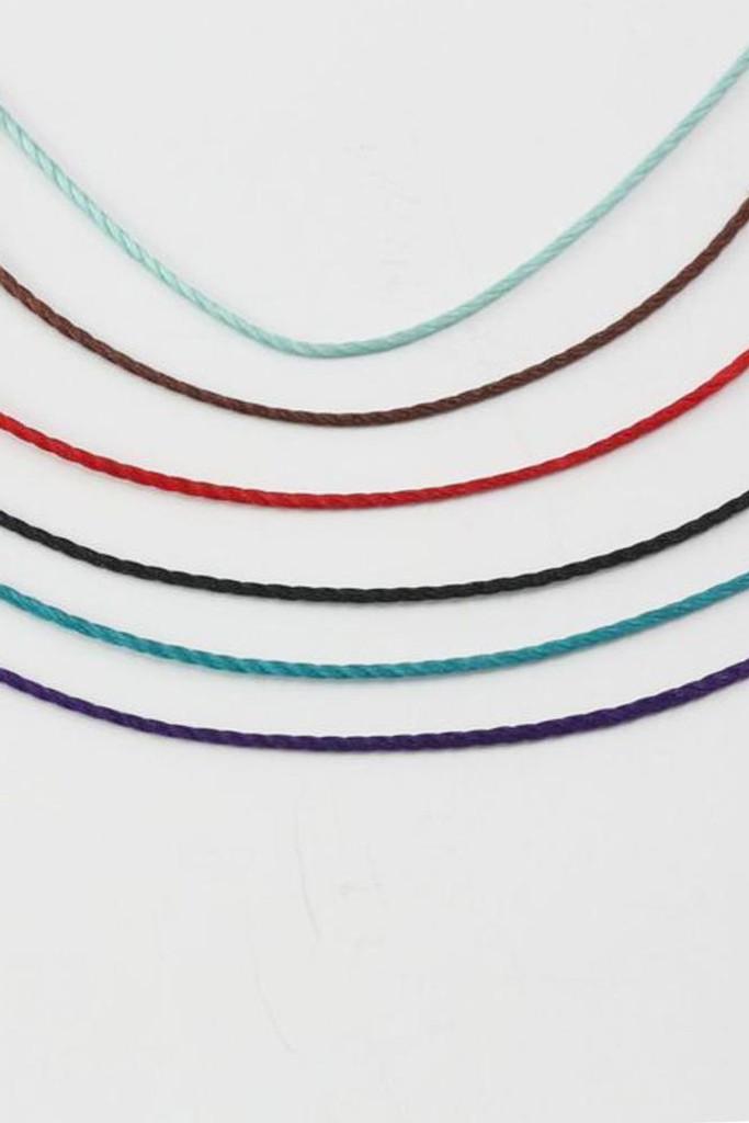 Child's Silk Cord