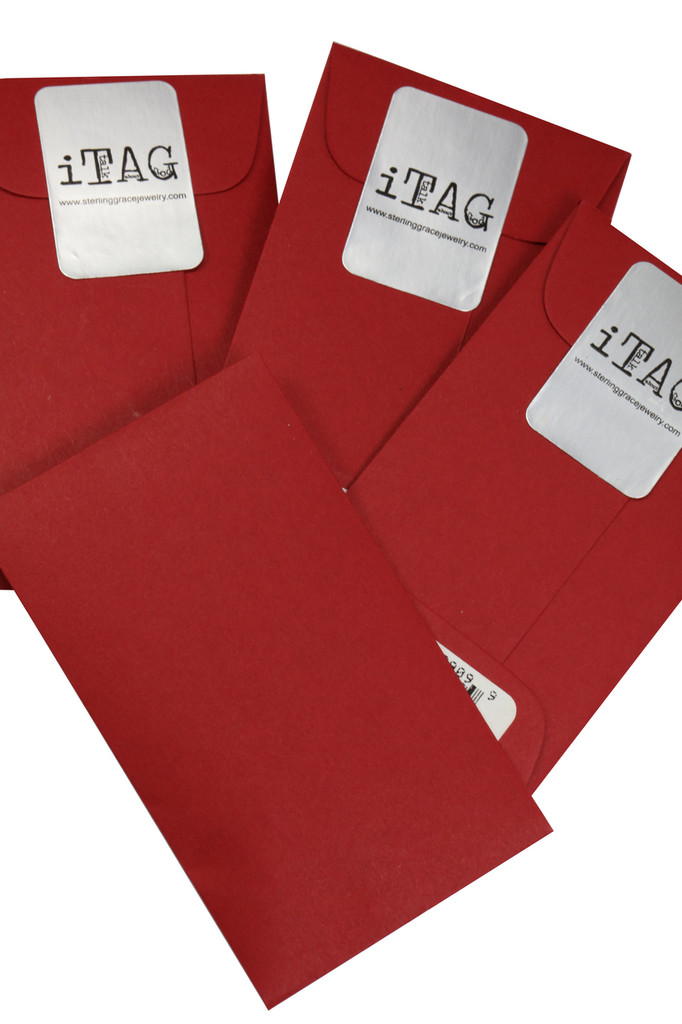 Sterling Grace signature red eveoples