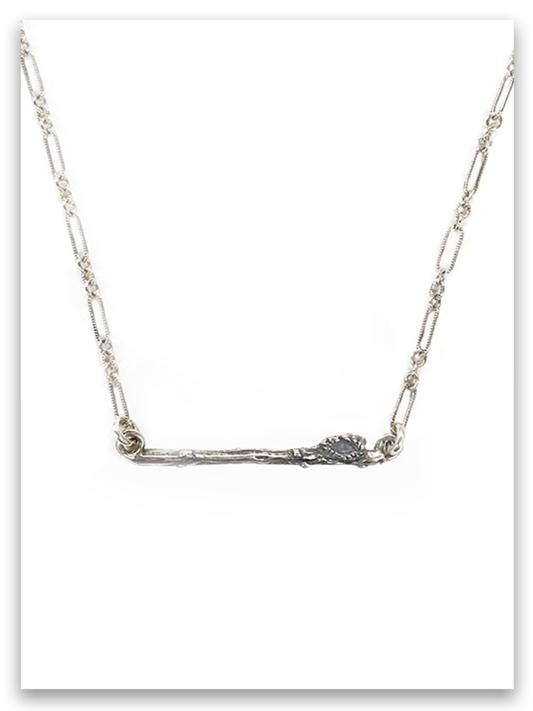 Remain-Branch (Mother's Necklace) Add a Bird