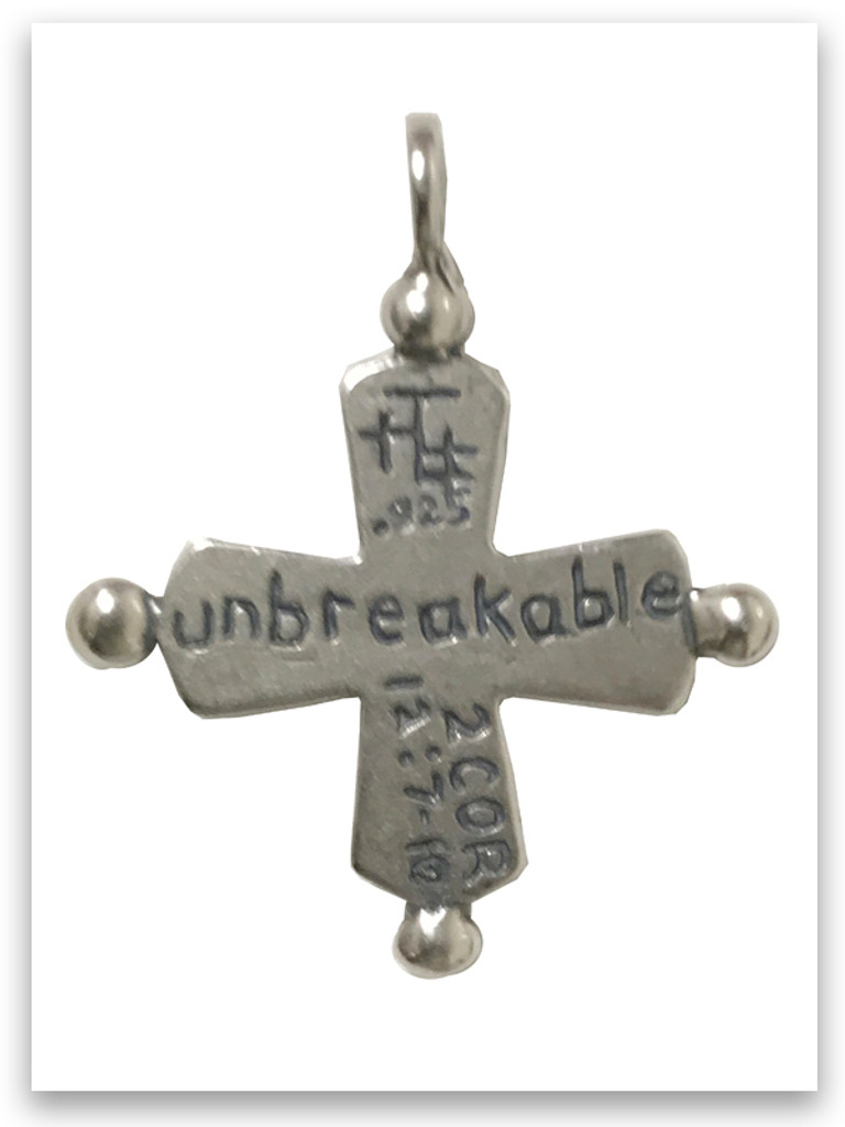 Unbreakable Sterling Silver Pendant