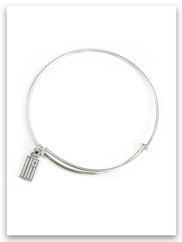 Child's Adjustable-Slider Charm Bracelet
