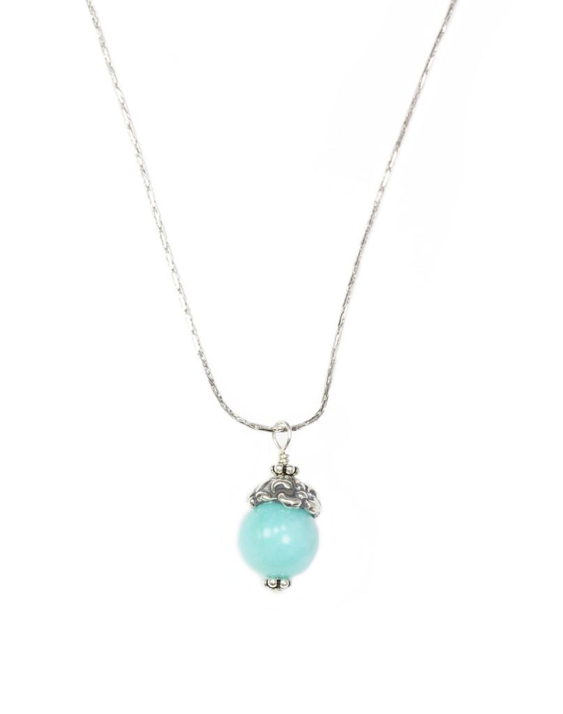 Amazonite Necklace (SOLD Separately)