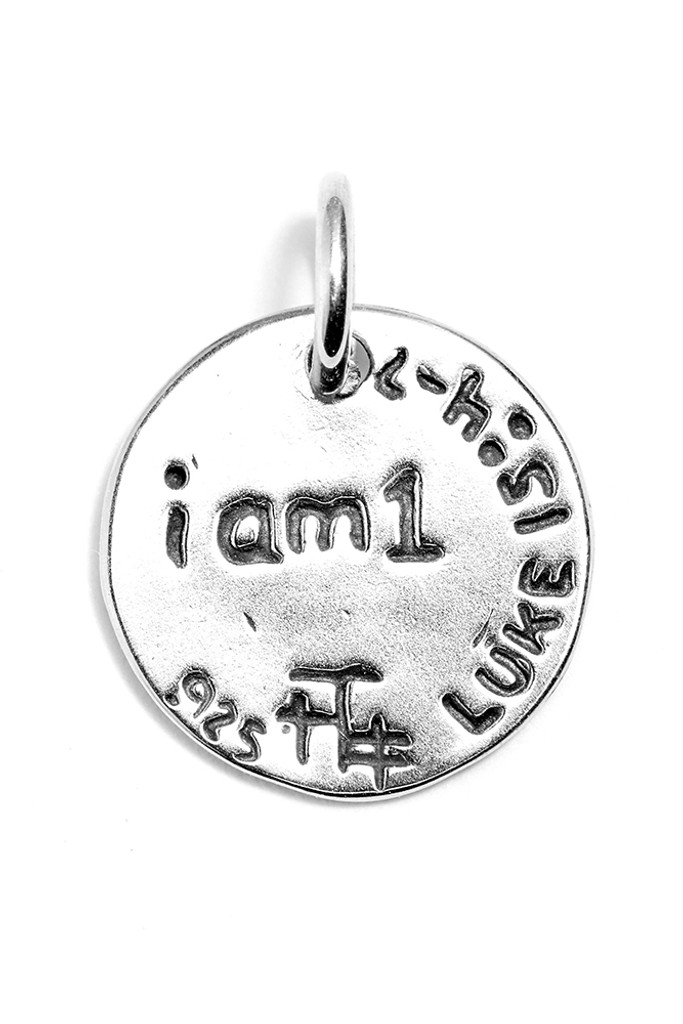 Sterling Silver 99 for 1 iTAG Charm