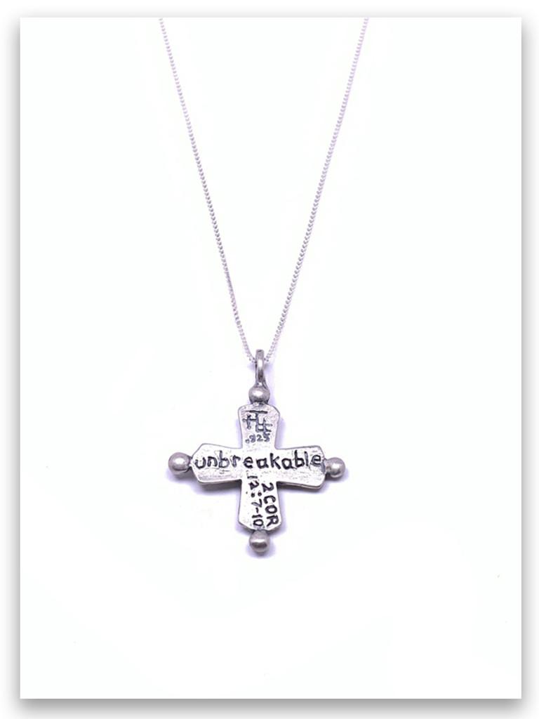 Unbreakable Pendant Necklace