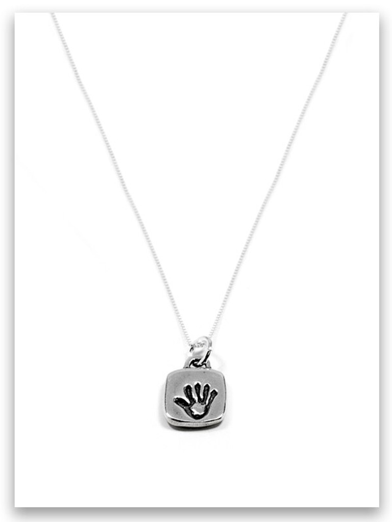 Chosen Hand-Adoption Necklace