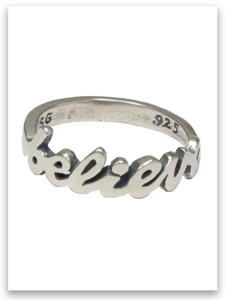 Believe Ring