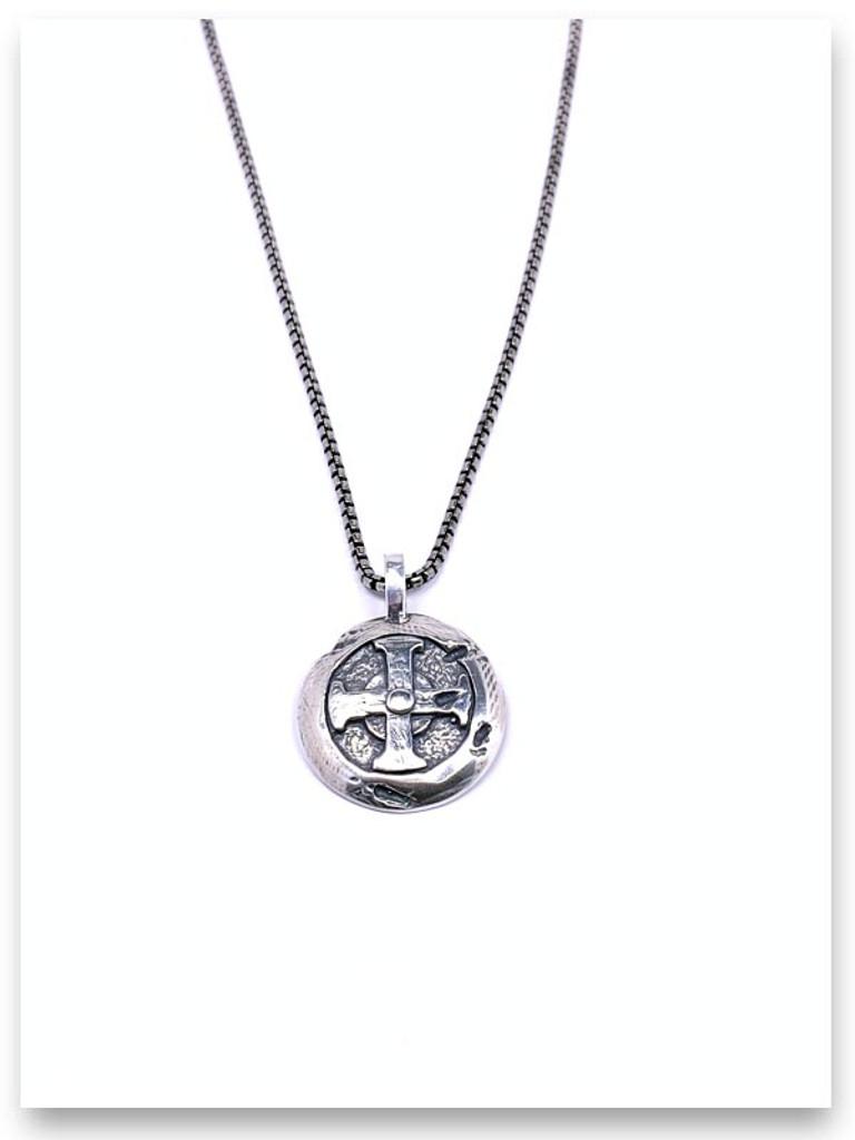 Hoplon Christian Mens Necklace