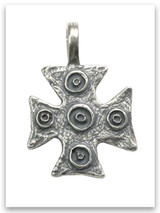 Daniel Cross Sterling Silver Pendant