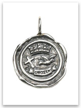 Ephesians' Crest Sterling Silver Pendant