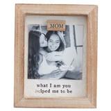 Mom Wooden Magnet Frame