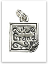Sterling Silver Grand Charm