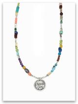 Choose Joy Multi Stone Necklace