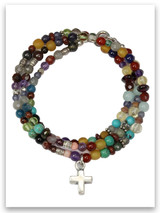 Stones Cry Out Bold Faith Bracelet