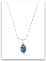 Eilat Stone Drop Necklace