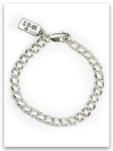 "6"" Link Charm Bracelet"