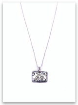 Creation Sterling Silver Necklace