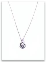 Masterpiece Sterling Silver Necklace