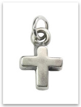 Bold Faith Sterling Silver iTAG Charm