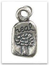 Heal Sterling Silver iTAG Charm