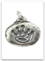 Princess Sterling Silver iTAG Charm