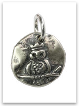 Whosoever Sterling Silver Charm