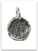 Dance Sterling Silver Charm
