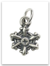 Let It Go Sterling Silver Charm