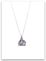 Kingdom Protection Sterling Silver Necklace