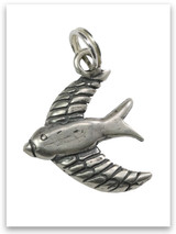 Sterling Silver Valuable Charm