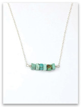 Multiple Turquoise Necklace