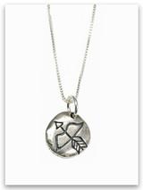 Fierce Sterling Silver Necklace